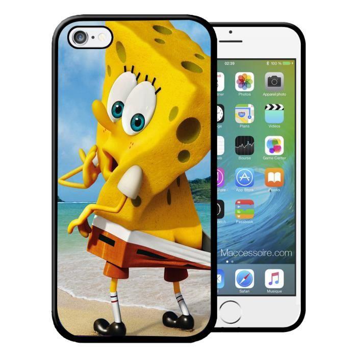 pour iphone 6 6s coque iphone et samsung bob l