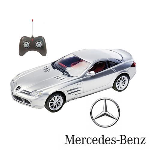 voiture t l command e mercedes benz slr mclaren la voiture radiocommand e mercedes benz slr. Black Bedroom Furniture Sets. Home Design Ideas