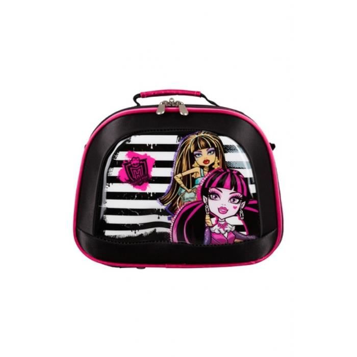 monster high trousses de toilette femme vanity achat vente trousse de toilette vanity. Black Bedroom Furniture Sets. Home Design Ideas