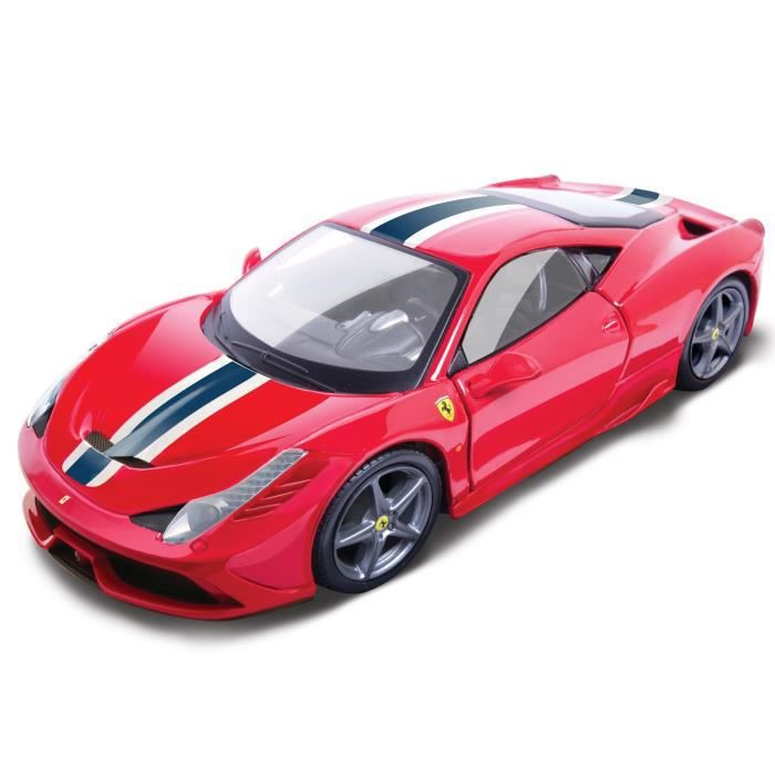 burago voiture ferrari collection 458 speciale i chelle 1 18 achat vente voiture camion. Black Bedroom Furniture Sets. Home Design Ideas