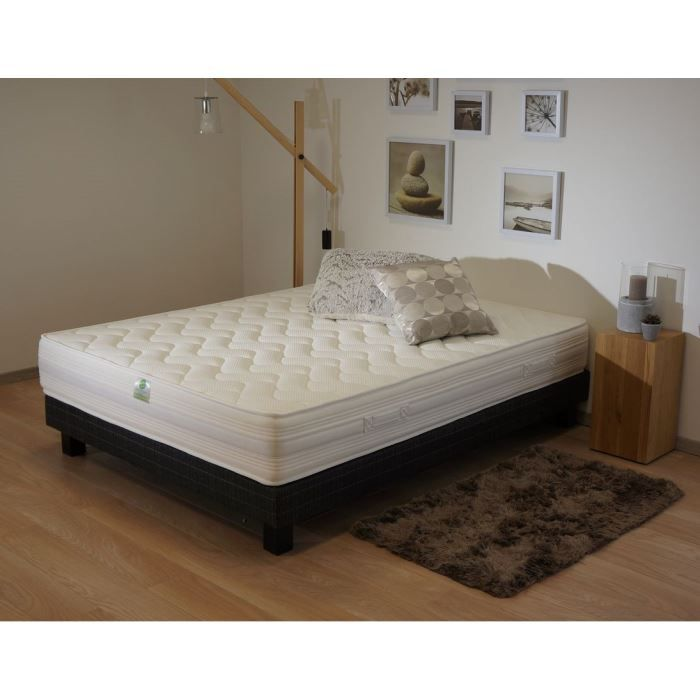creasom matelas freeze 160x200 cm mousse ferme 40 kg m3 2 personnes achat vente. Black Bedroom Furniture Sets. Home Design Ideas