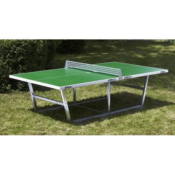Table de ping pong joola city achat vente table tennis de table d couvrez - Achat table ping pong ...