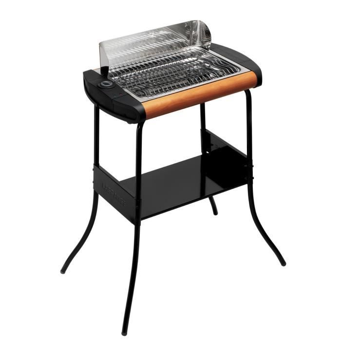 barbecue electrique lagrange de table