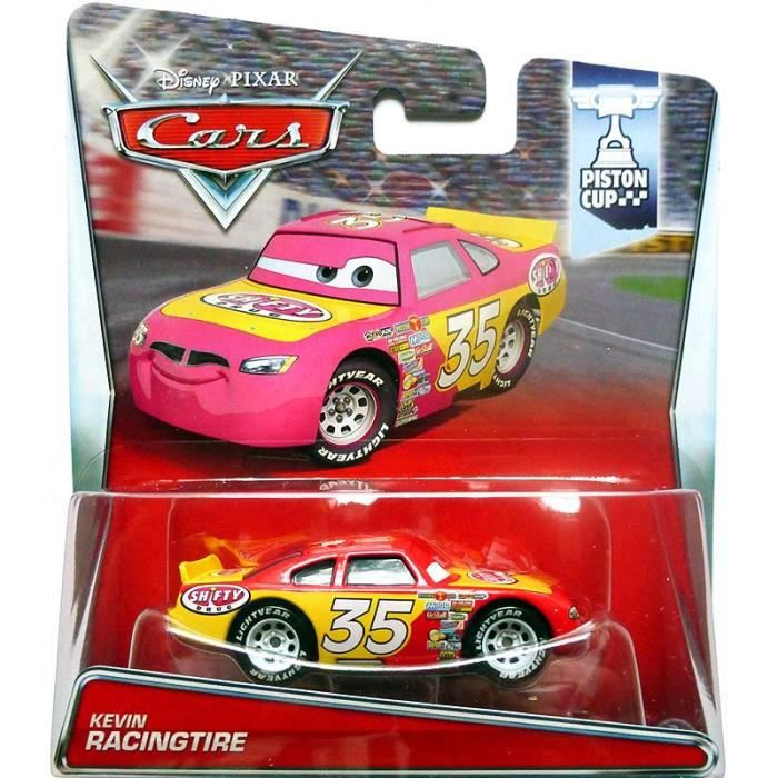 voiture cars 2 kevin racingtire achat vente figurine. Black Bedroom Furniture Sets. Home Design Ideas