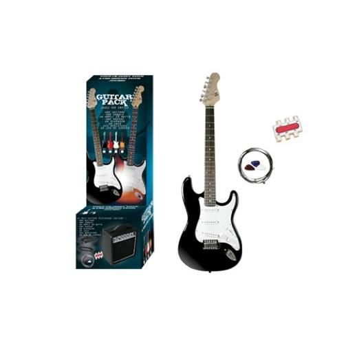 mgm 600500 ws pack guitare electrique achat vente. Black Bedroom Furniture Sets. Home Design Ideas