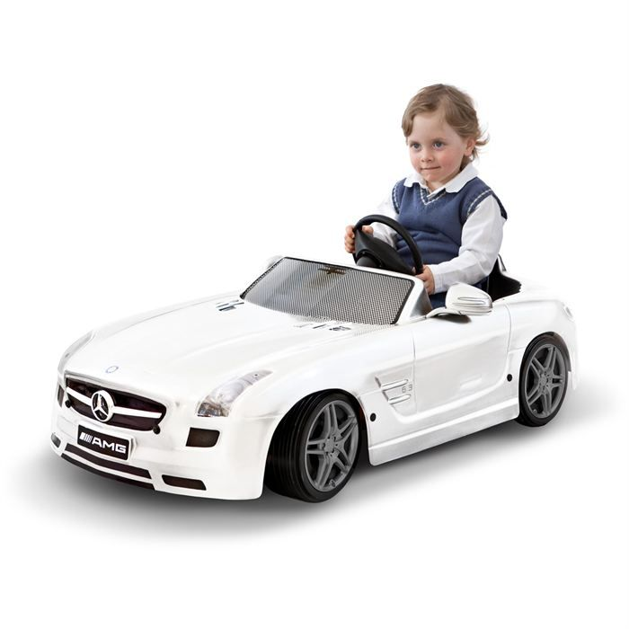 voiture electrique mercedes sls achat vente voiture enfant cdiscount. Black Bedroom Furniture Sets. Home Design Ideas