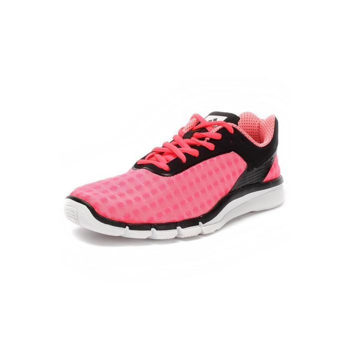 Baskets training B35922 Adipure -ADIDAS Rose Femme