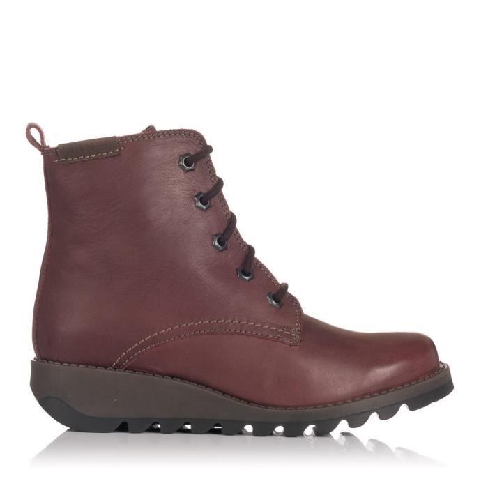 LINA BURDEOS SEIBEL 06 boots JOSEF bottine PIEL Femme JF1lcTK