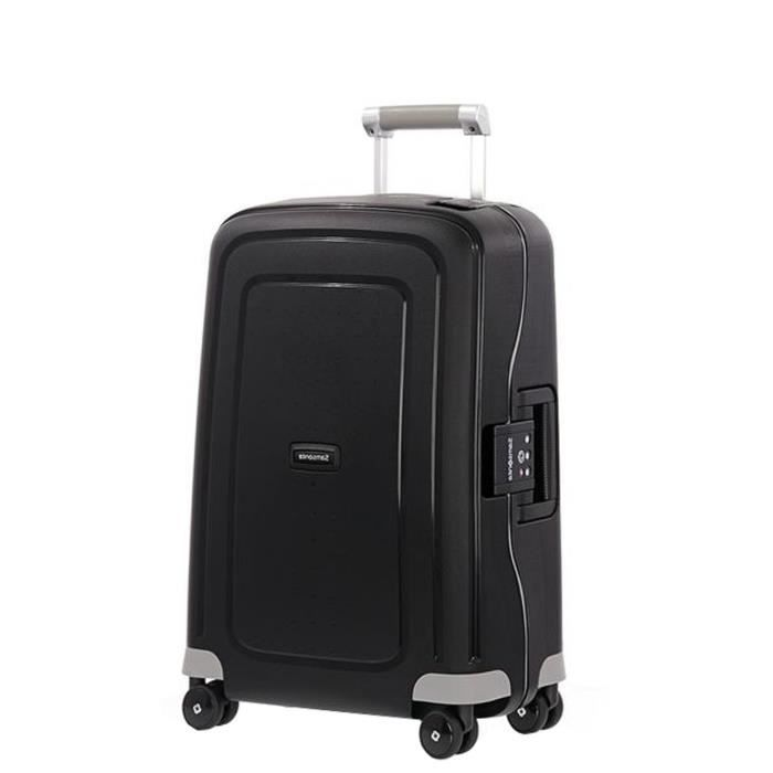Photo de valise-samsonite-scure-spinner-55-cm-noir