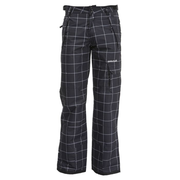 gotcha pantalon de ski homme achat vente pantalon gotcha pantalon de ski homme cdiscount. Black Bedroom Furniture Sets. Home Design Ideas