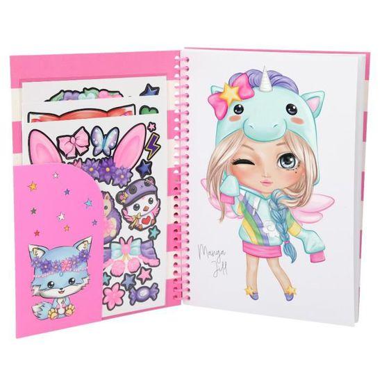 Coloriages Album Coloriage Topmodel Mangamodel Petit Modele Jeux Et Jouets Hotelaomori Co Jp