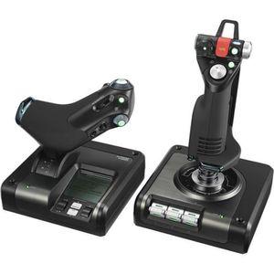 JOYSTICK SAITEK by LOGITECH X52 Pro Flight Control System