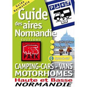 GUIDES DE FRANCE Guide des aires camping-cars - vans motorhomes Nor