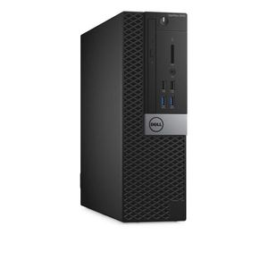DELL OptiPlex 3040 sff-PC de bureau-RAM 4 GO- 1 x Core i3 6100 / 3.7 GHz-HDD 500 Go-HD Graphics 530