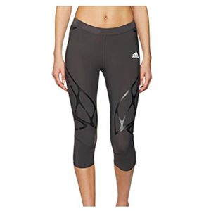 COLLANT DE RUNNING ADIDAS Collant de Running Az Sw 3/4 Tgt Femme