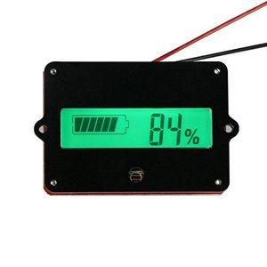 TESTEUR DE BATTERIE écran LCD avec indicateur de capacité de testeur d