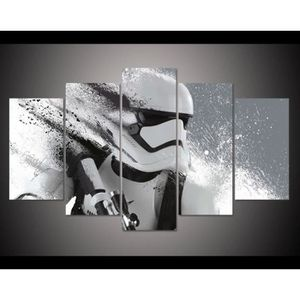 tableau star wars achat vente tableau star wars pas cher cdiscount. Black Bedroom Furniture Sets. Home Design Ideas