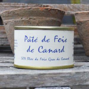 FOIE GRAS Pâté de Foie de Canard