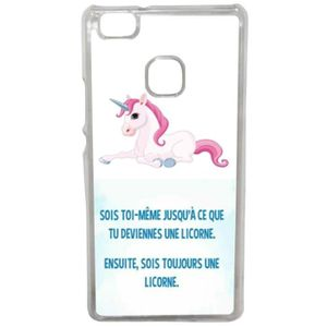 huawei p10 coque licorne