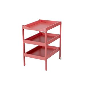 TABLE À LANGER COMBELLE Table à langer Susie 3 Plateaux laque ros