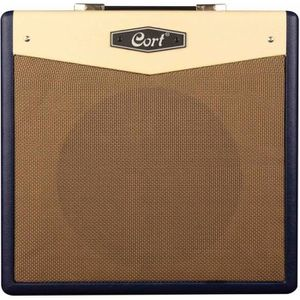 AMPLIFICATEUR Cort CM15RDB - Ampli guitare électrique bleu - 15W