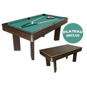 table a manger billard achat vente jeux et jouets pas chers. Black Bedroom Furniture Sets. Home Design Ideas