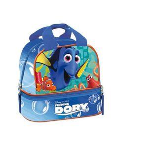 Disney Pixar Sac de gym avec cordon Motif dessin anim/é le monde de Dory Multicolore