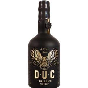 WHISKY BOURBON SCOTCH Whisky D.U.C Triple Cask - Blended Whisky - France