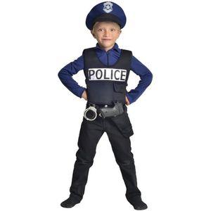 DÉGUISEMENT - PANOPLIE CESAR - F586 - Déguisement policier - 8 / 10 ans