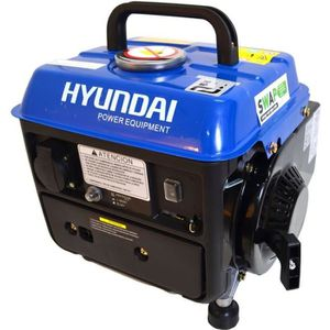GROUPE ÉLECTROGÈNE HYUNDAI Groupe électrogène 720W transportable