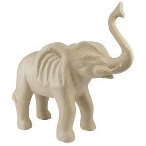 Support à décorer DECOPATCH Eléphant 47,5cm