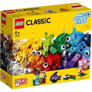 LEGO Classic Briques et engrenages Brique Boîte 10712 NEUF 244 Pièce