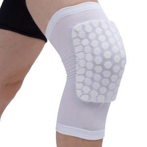 Genouill/ère Genouill/ère Respirante Basketball Mince Section Respirante Running Protections du Genou Sports de Plein air