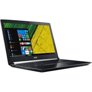 ORDINATEUR PORTABLE ACER PC Portable Aspire A715-71G-57JW 15,6
