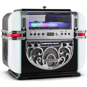 CHAINE HI-FI Chaîne HiFi Ricatech RR700  - Radio AM/FM , lecteu