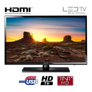 samsung ue32eh4003 tv led hdtv 80 cm t l viseur led prix pas cher cdiscount. Black Bedroom Furniture Sets. Home Design Ideas