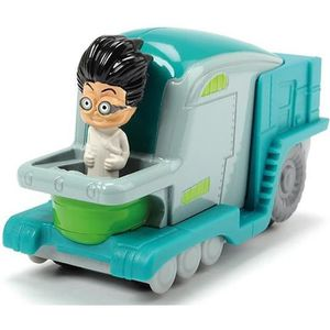 FIGURINE - PERSONNAGE LES PYJAMASQUES Romeo + Vehicule X1 Blister