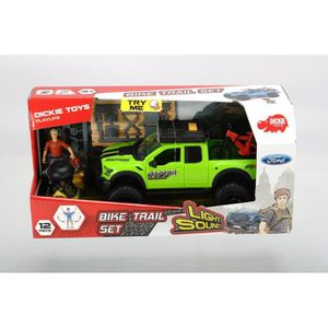FIGURINE - PERSONNAGE DICKIE Playlife Coffret Vtt