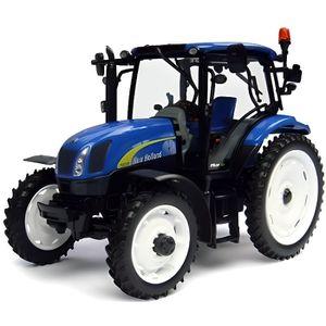 VOITURE - CAMION Tracteur New Holland T6020 roues étroites - Univer