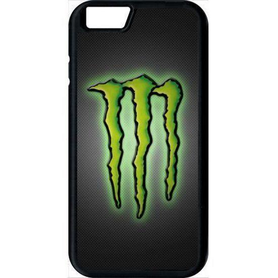 Coque apple iphone 6 monster energy