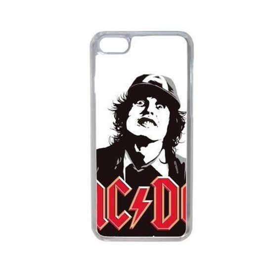 coque acdc iphone 7