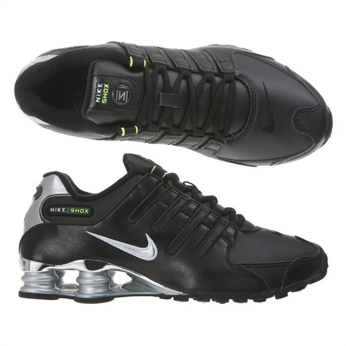 Nike Baskets Shox Nz Eu Homme
