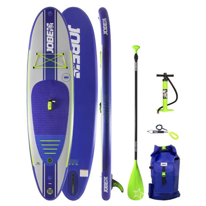 JOBE Pack Stand Up Paddle gonflable Aero Yarra 10.6