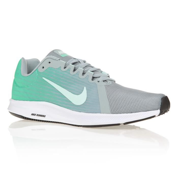 Blanc Et Chaussures 8 Downshifter Femme Nike Vert SUVpqzM