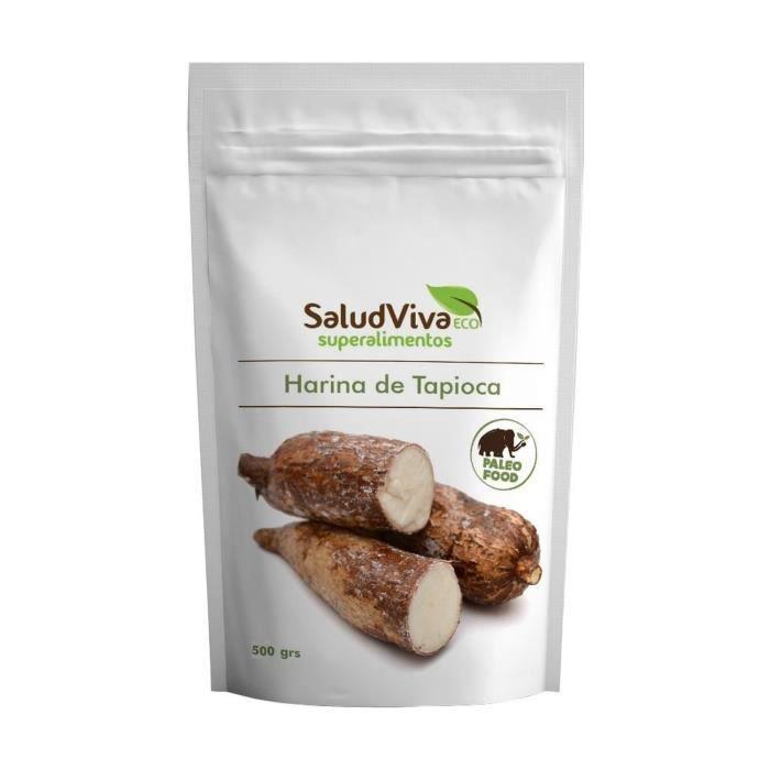 Salud Viva+Farine de tapioca 500 g de poudre