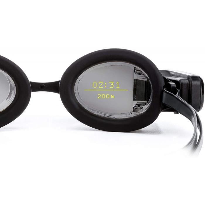 FORM, les lunettes de natation intelligentes