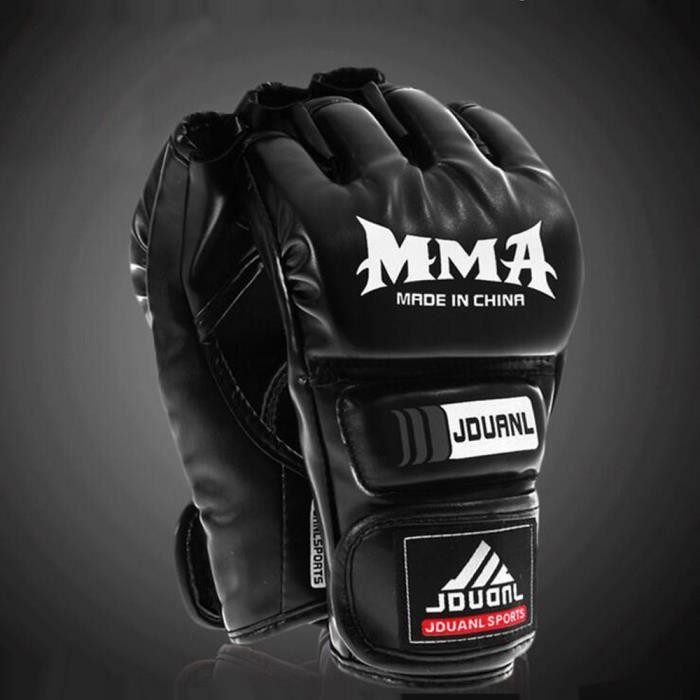taille libre cool gants d'entraînement boxe