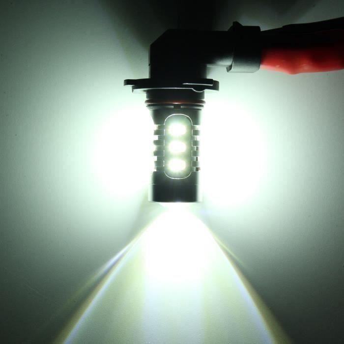 JL Led Ampoules Weiß 2X 9005 Hb3 15W Haute Puissance Lumineuse Smd Voiture Ampoule Drl Lumière Phares Feux de ...... -