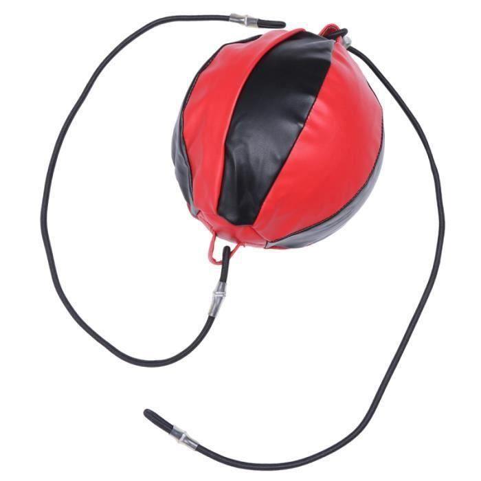 1 balle d'entraînement de vitesse élastique de de de boxe PC pour hommes femmes SAC DE FRAPPE-PUNCHING BALL-POIRE DE BOXE QUIK100