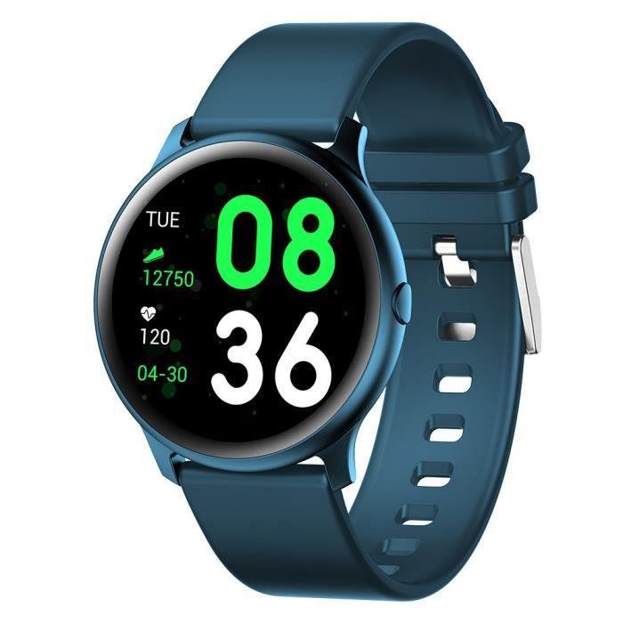 Montre connectée HR-CONNECT - Bluetooth - IP67 - LCD - 3 jours - cardiofréqencemètre - vert - Cellys